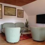 Obývací místnost Wohnraum